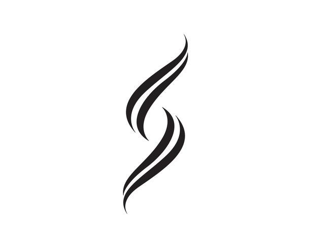 Icone di simboli SS e simboli modello app