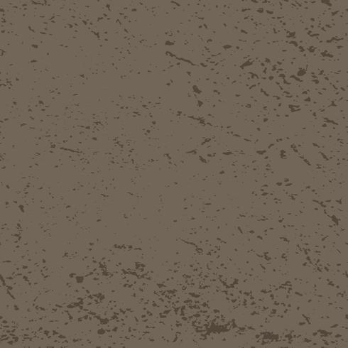 Modello senza cuciture di lerciume Elemento di disegno vettoriale. Struttura in pelle marrone.