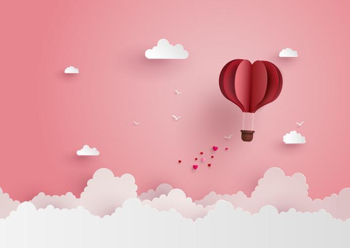 illustration av kärlek och valentin dag