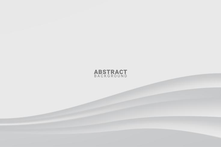 Abstract White and Grey Background.