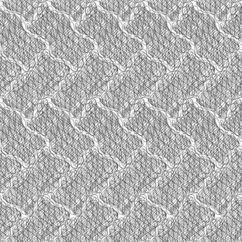 Conjunto de patrones sin fisuras geométricos vector