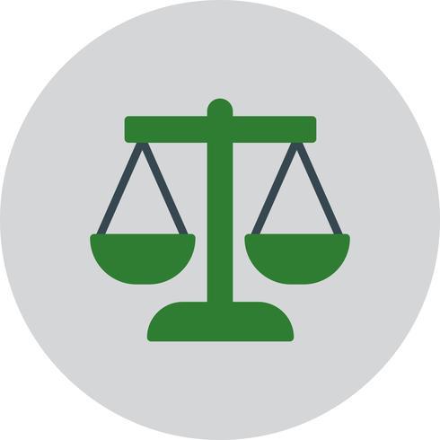 Vector Scale Icon