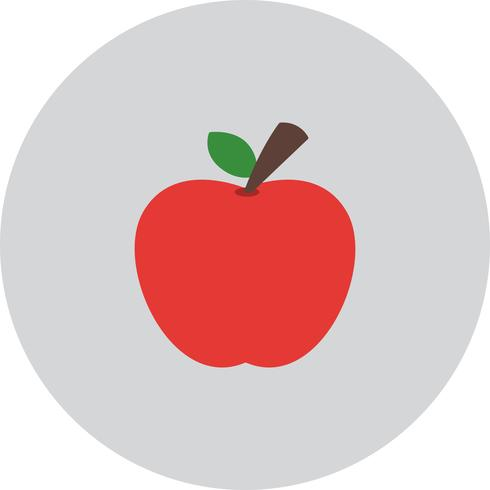 Vector Apple-pictogram