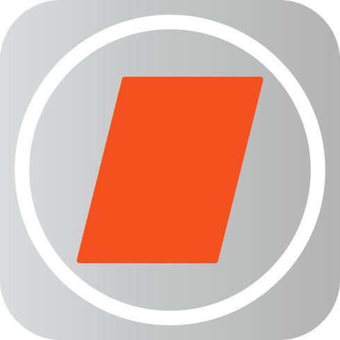 Vector Geometric Shape Icon