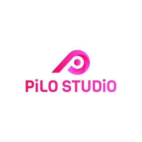 logo de lettre p