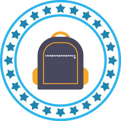 Vector Bag Pack ícone