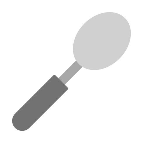 Vector lepel pictogram