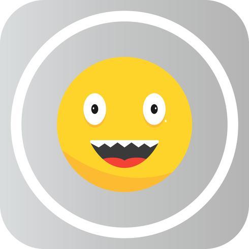 Vektor lachen Emoji-Symbol