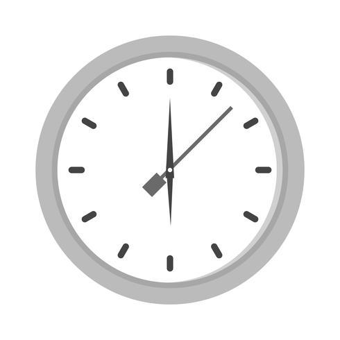 Vektor Uhrensymbol