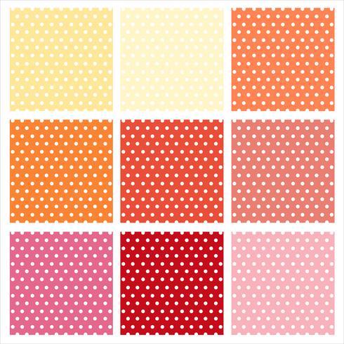 dot vector pattern