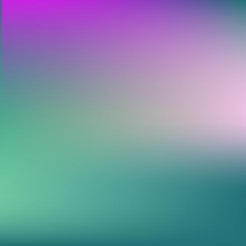 Abstract Blue purple blurred gradient background. Nature backdrop. vector