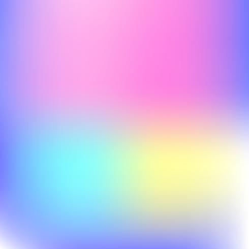 Abstract blur gradient background with trend pastel pink, purple, violet, yellow and blue colors for deign concepts, wallpapers, web, presentations and prints. Vector illustration.