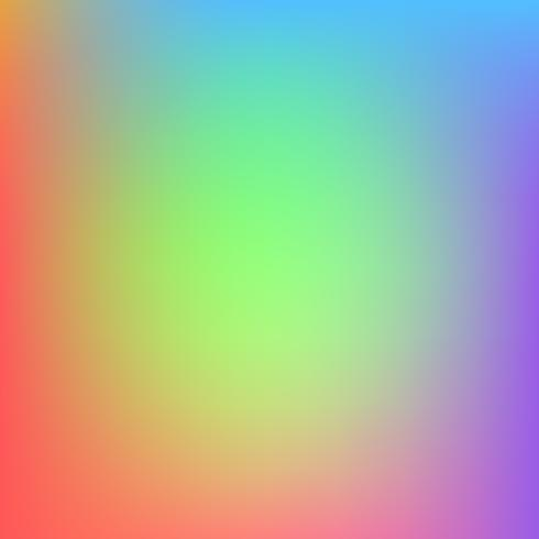 Abstract blur gradient background with trend pink, purple, violet, green, and blue colors for deign concepts, wallpapers, web, presentations and prints. Vector illustration.