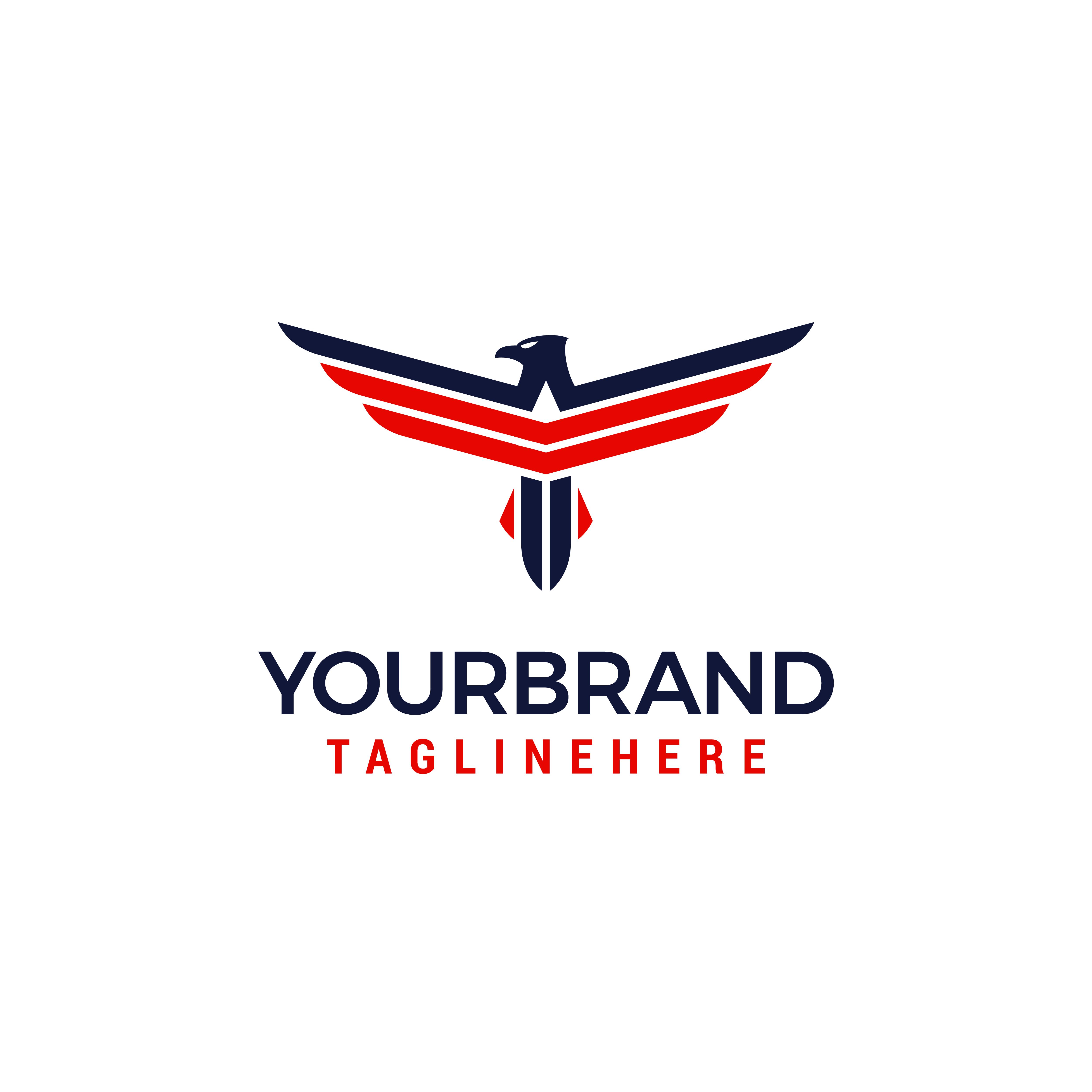 America Eagle Logo 588832