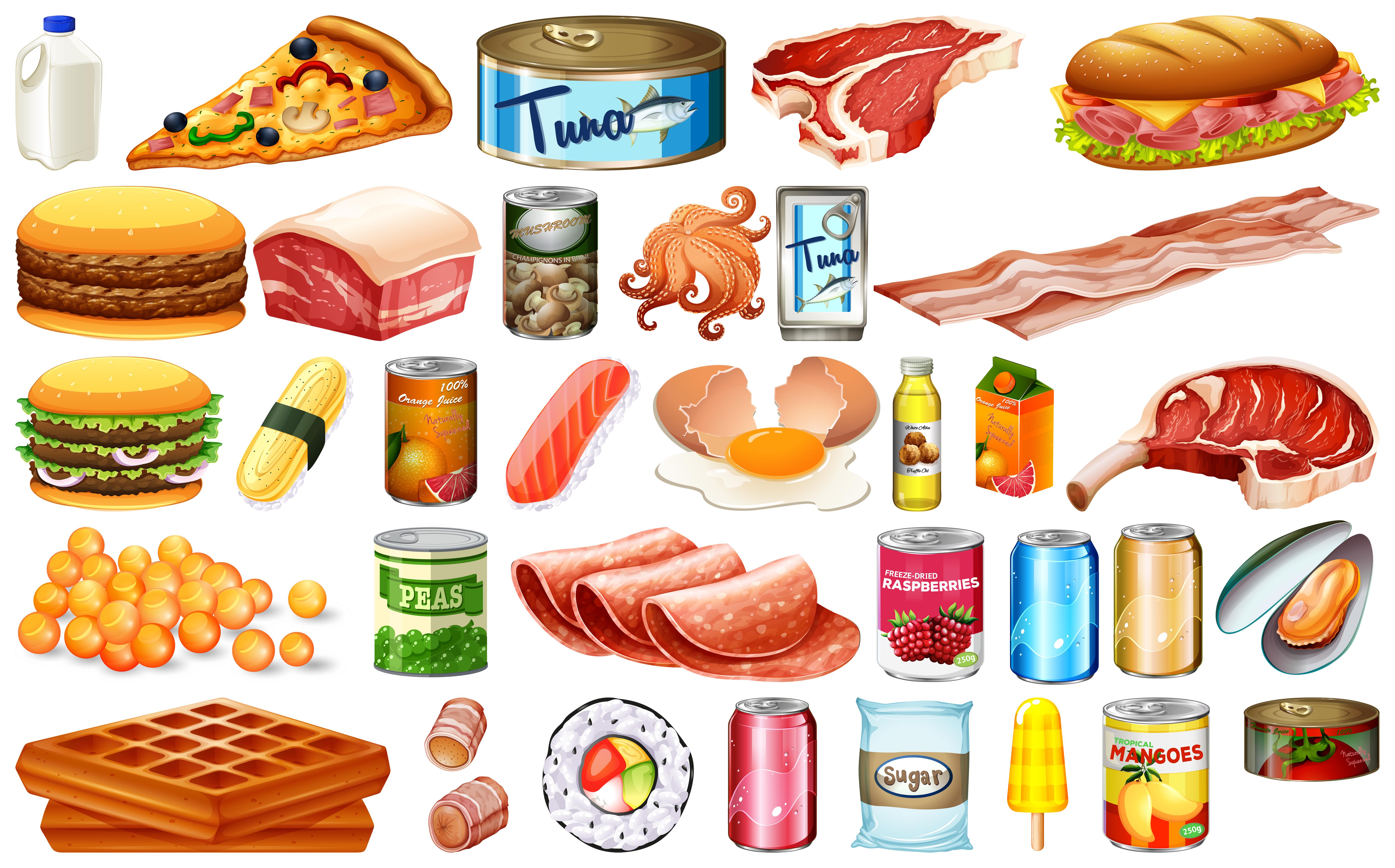 食物素材 免費下載 | 天天瘋後製