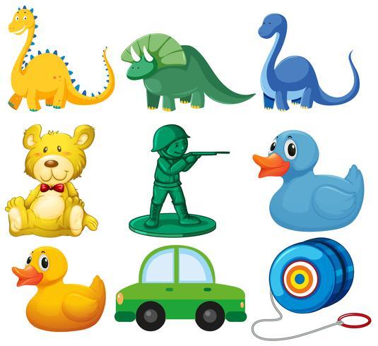 Set di giocattoli per bambini