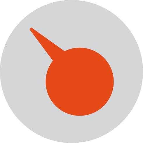Vektor Bomb Ikon