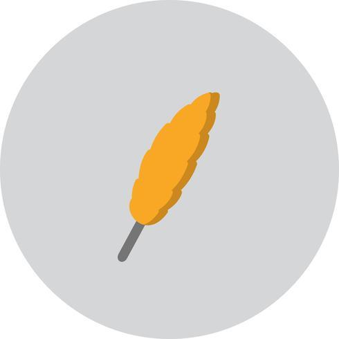 Vector pluma pluma icono