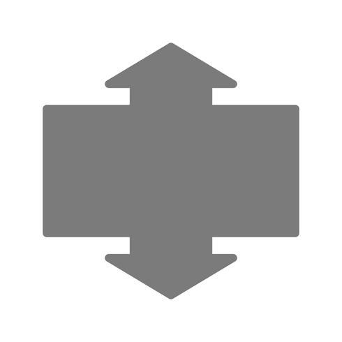 Vector Upwrad and Downward Icon