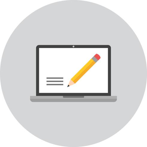 Vector Assignment Icon