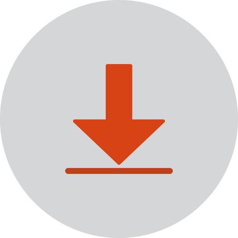 Vector Download icon