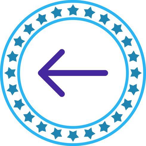 Vector Back Icon