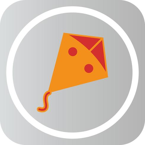 Vector Kite Icon