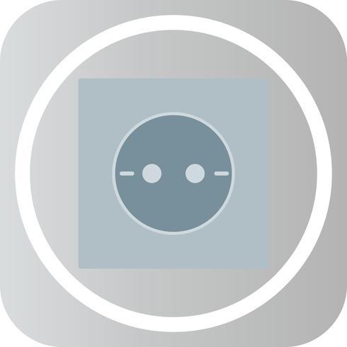 Vector Socket Icon
