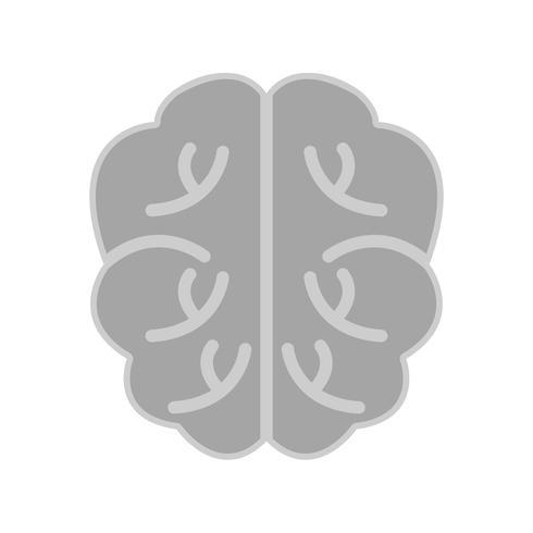 Vector Brain Icon