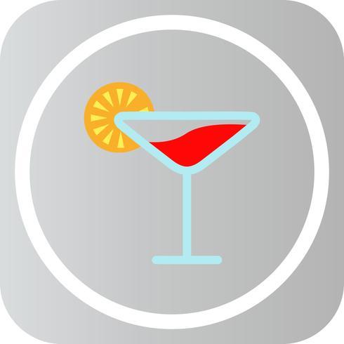 Vector Cocktail ícone