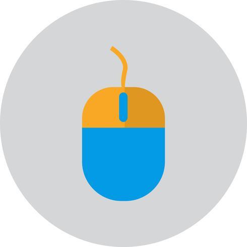 Icono del ratón del vector