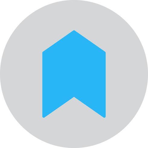 Vector Upward Arrow Icon