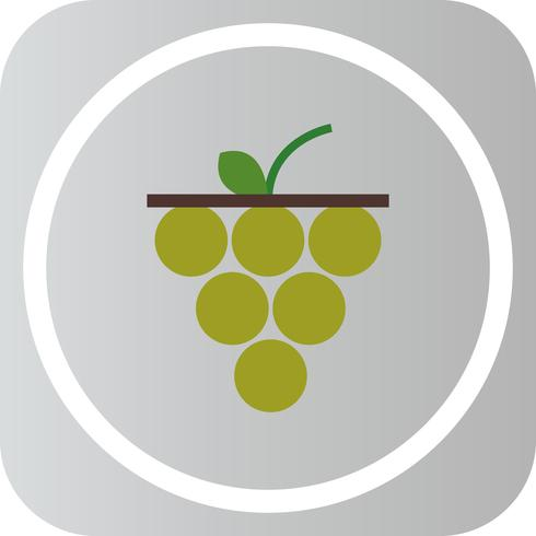 Vector Grapes Icon