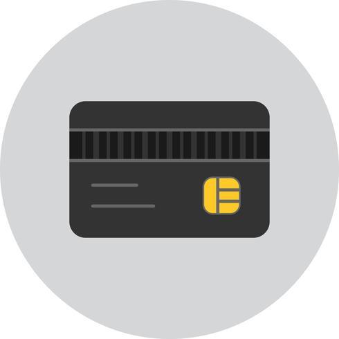 Vector ATM Card Icon