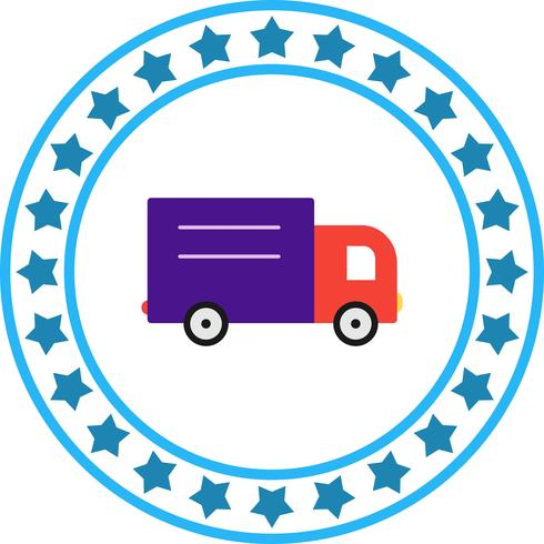 Vector Loader Truck Icon