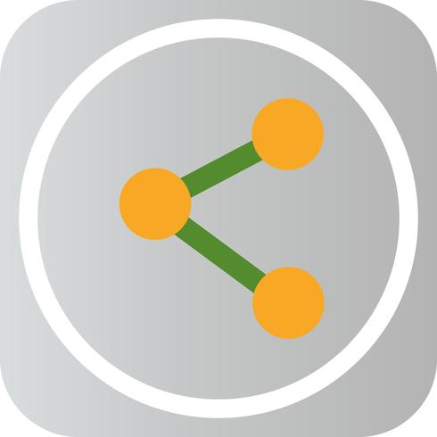 Vector Share-pictogram