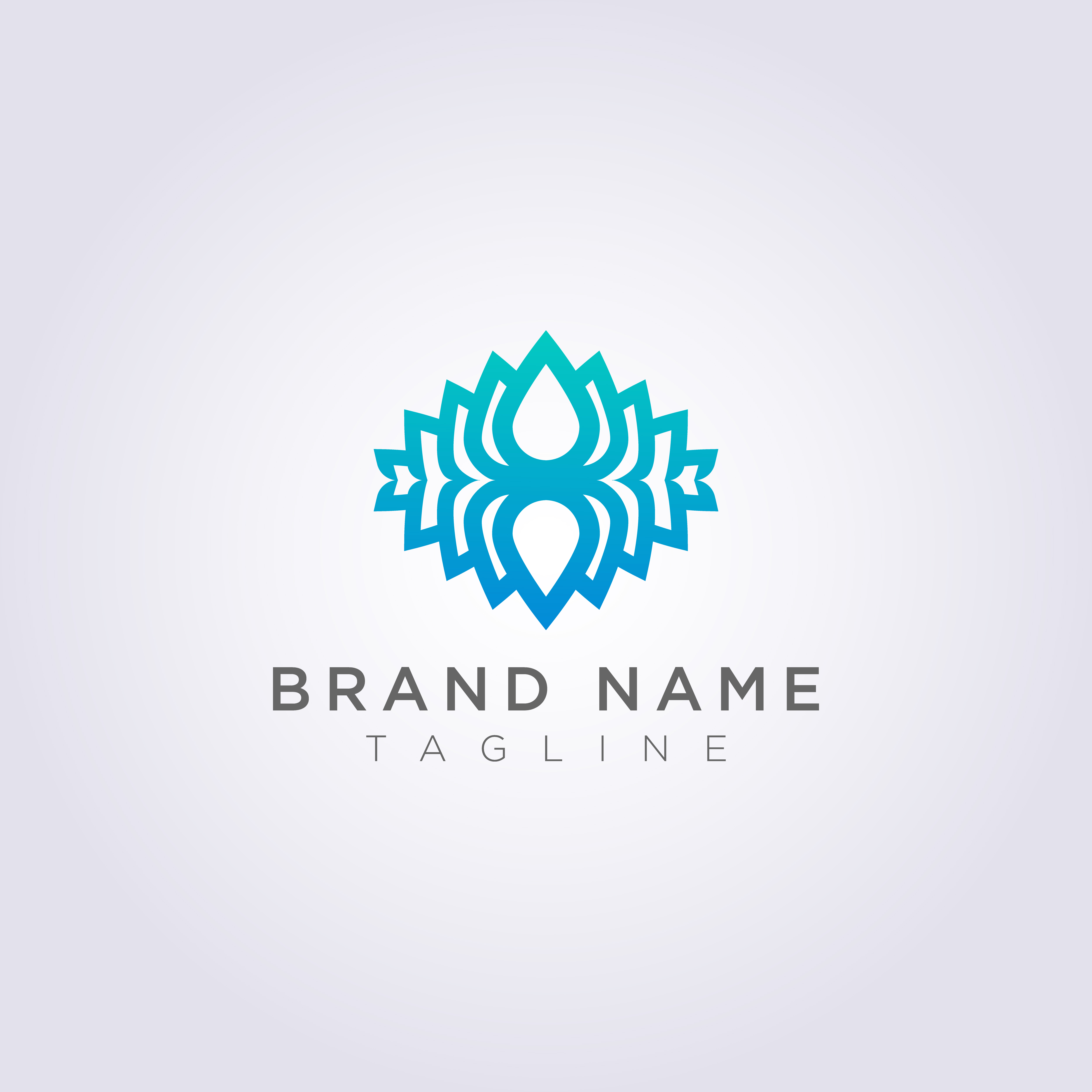 Beautiful Creative Lotus Flower Logo Designs For Your