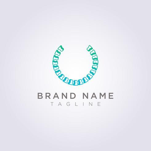 Cirkel bot logo-ontwerp voor uw bedrijf of merk