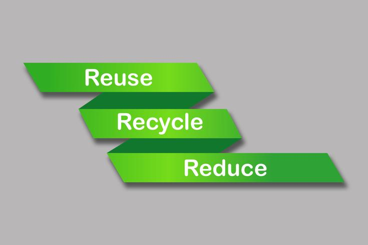 Reduce Reuse Recycle Vectors