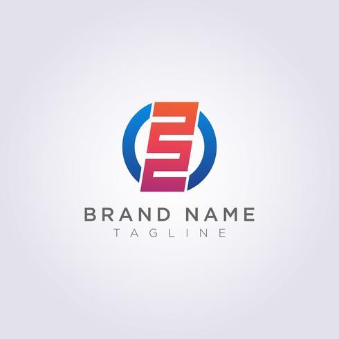 Ontwerp logo-cirkels en geometrische vormen voor uw bedrijf of merk