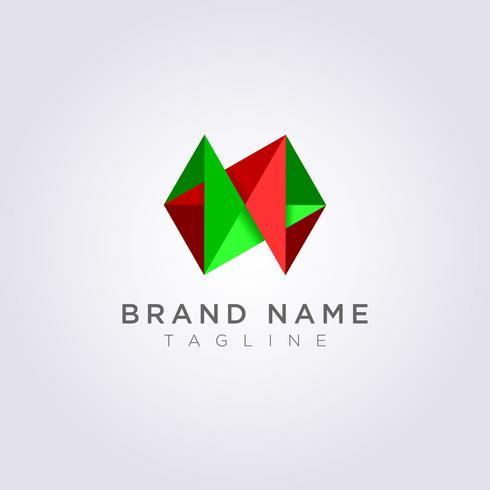 design geometria logo astratto icone per voi da usare