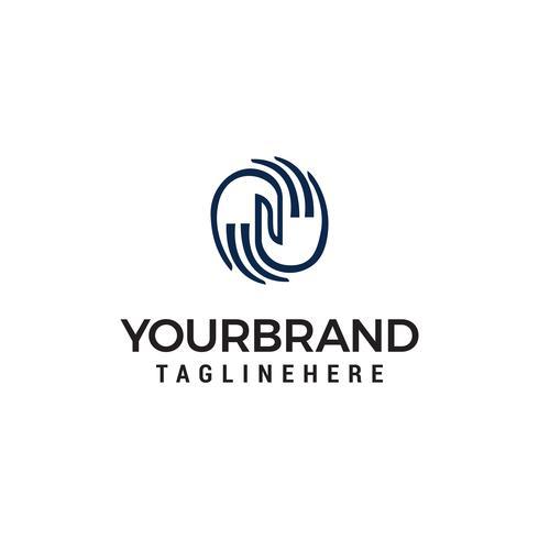 Hände zusammengehalten, Unterstützung, Pflege, Liebe und Freundschaft Logo Vektor
