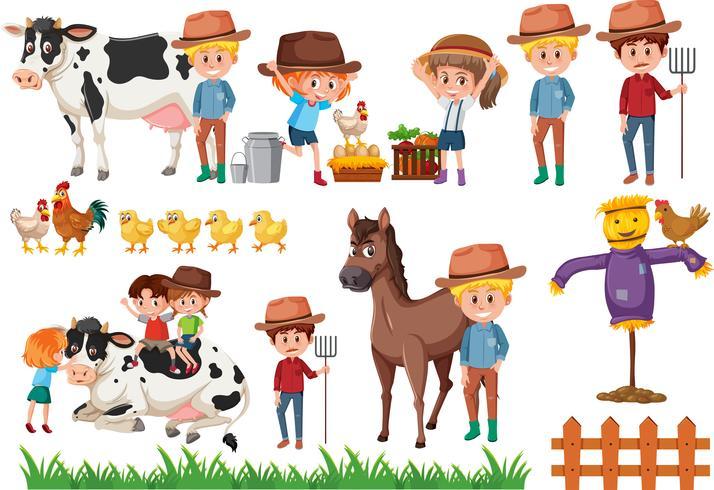 Satz des Landwirtelements