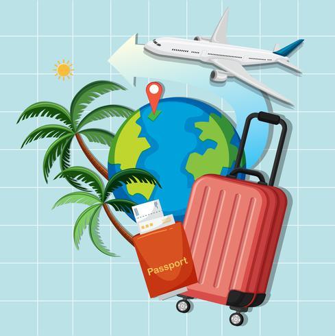 Conception d'objets de voyage