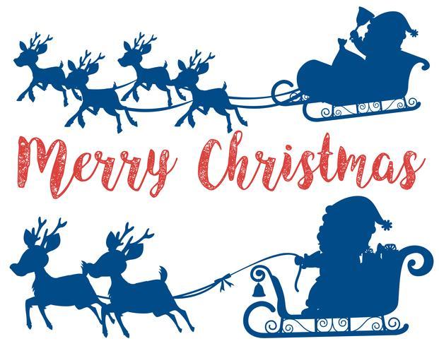 God julkort med julkort