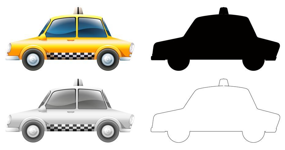 Set di taxi