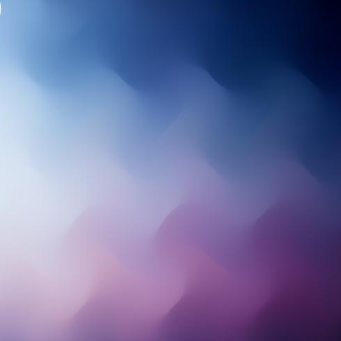 Glatte Welle unscharfe Hintergrunddesignschablone. vektor