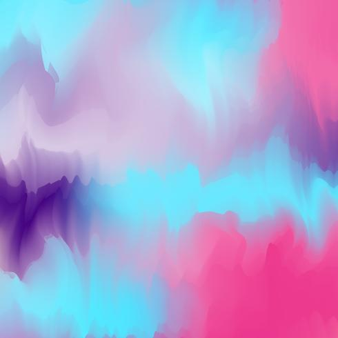 Abstracte creatieve vloeiende veelkleurige wazig achtergrond