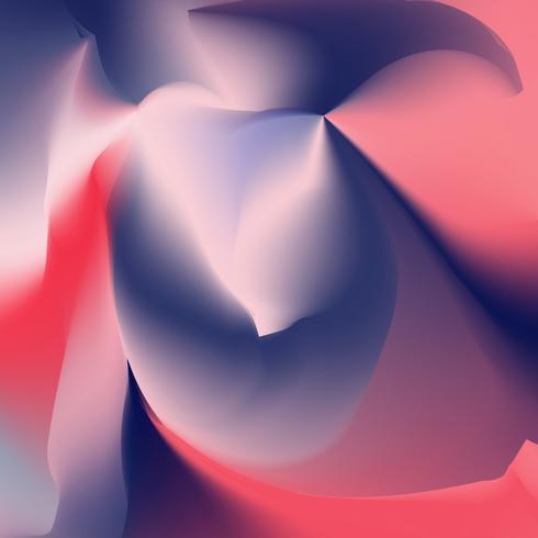 Abstrakter kreativer flüssiger mehrfarbiger unscharfer Hintergrund