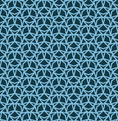 Abstrait motif géométrique sans soudure avec lignes, orien